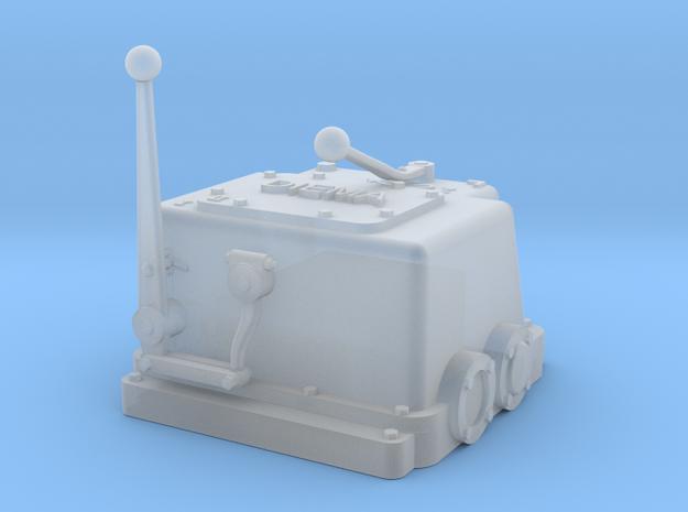 Diema DL8 Getriebe, 1:22,5 in Smooth Fine Detail Plastic