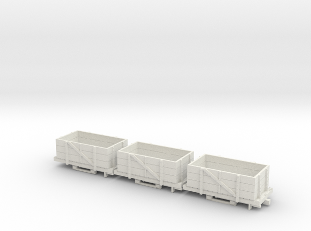A-1-64-wdlr-b-class-wagon2a-x3 in White Strong & Flexible