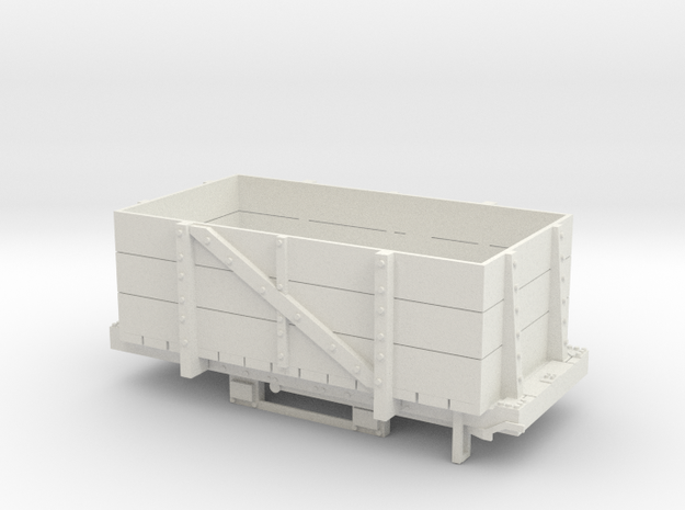 A-1-12-wdlr-b-class-wagon2a in White Natural Versatile Plastic