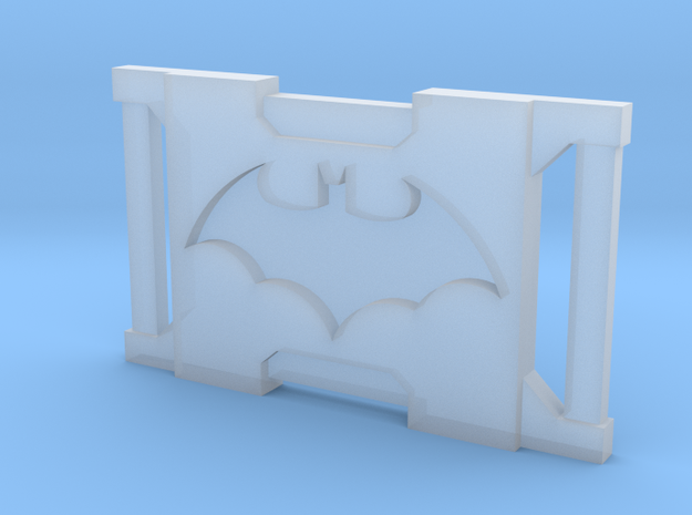 Dark Bat Knight Belt Buckles BB1 1/6TH in Frosted Ultra Detail