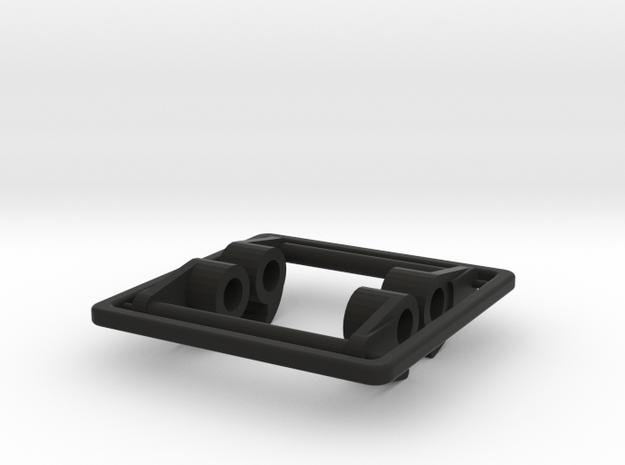 GShock GPW1000 NATO adapter in Black Natural Versatile Plastic