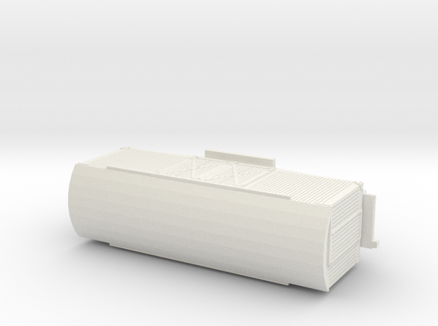 A-1-160-wdlr-d-van-plus in White Natural Versatile Plastic