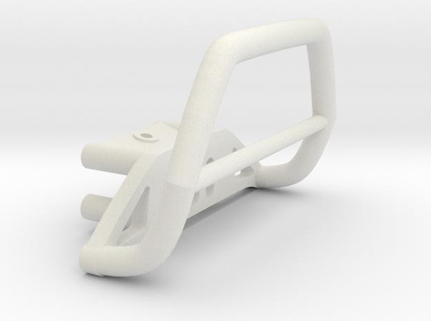 Tamiya jimny MF01-X bullbar  in White Strong & Flexible