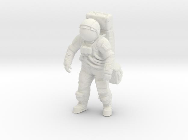 1:12 Apollo Astronaut in White Strong & Flexible
