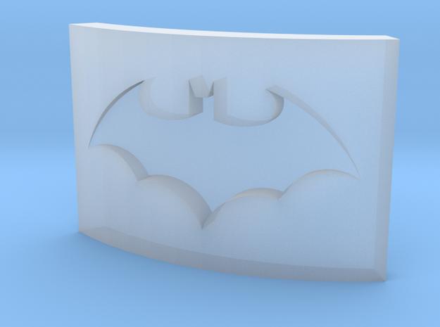Dark Bat Knight Belt Buckles BB4 1/6TH in Smooth Fine Detail Plastic