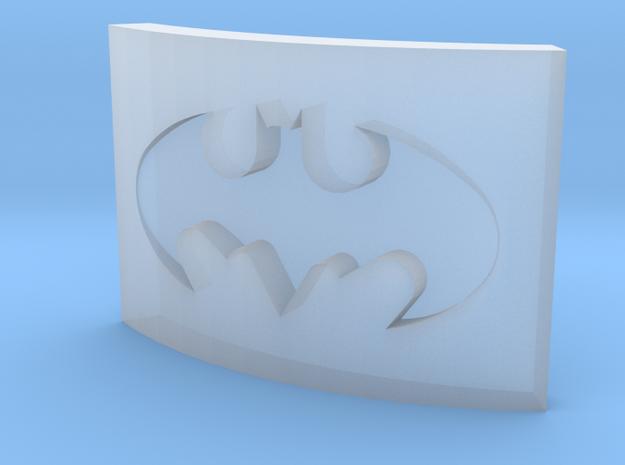 Dark Bat Knight Belt Buckles BB5 1/6TH in Frosted Ultra Detail