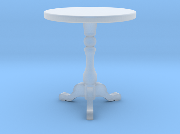 1:48 Round Table 3d printed