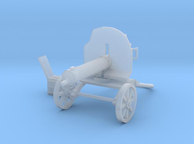 1/35 Maxim 1910 machine gun 3d printed