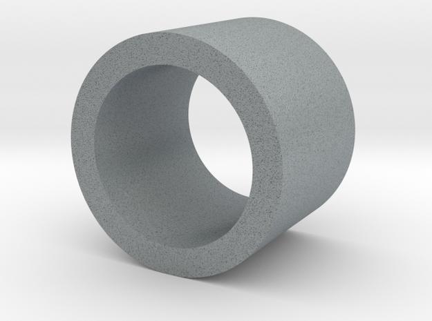 Napkin Holder in Polished Metallic Plastic