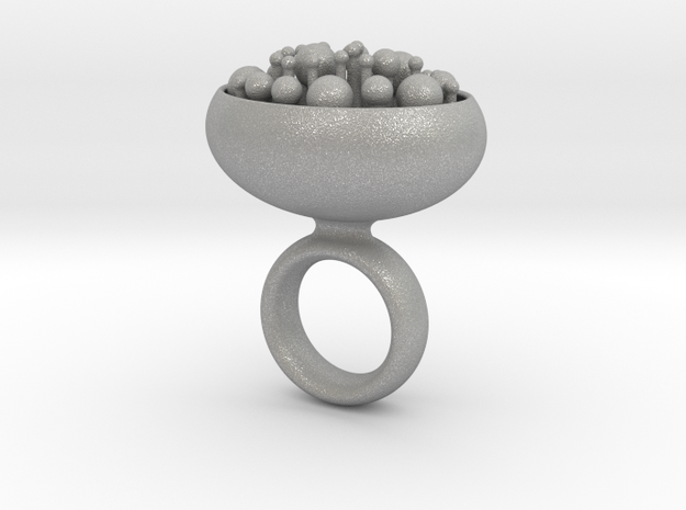 Bunch ring - size 5.5/16mm 3d printed