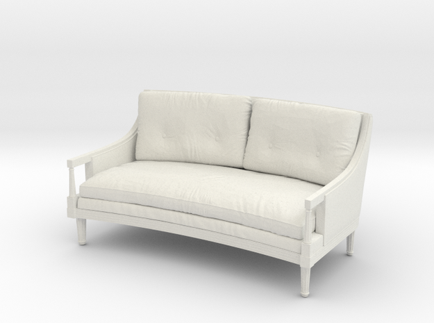 1:24 French Sofa