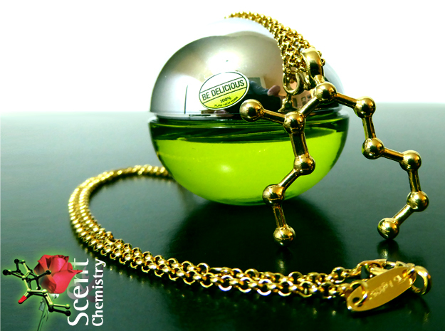 Undecavertol in 18k Gold Plated Brass