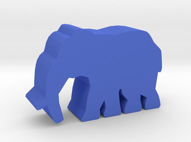 Game Piece Elephant, walking