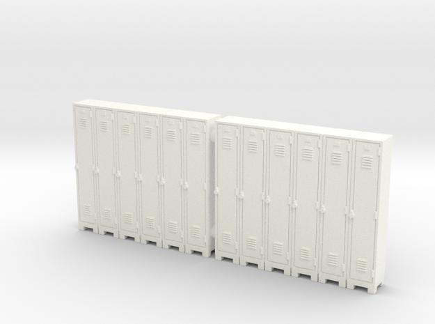 Locker 01. HO Scale (1:87)