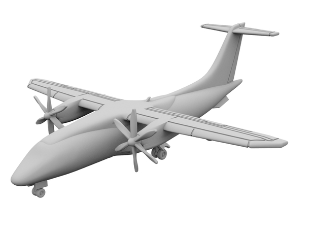 1:400 - Dornier 328 Prop in Frosted Ultra Detail