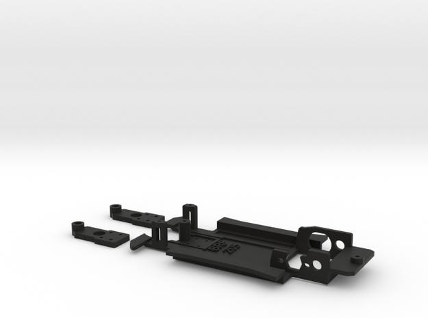 Chasis Side winder para  205 OSC in Black Natural Versatile Plastic