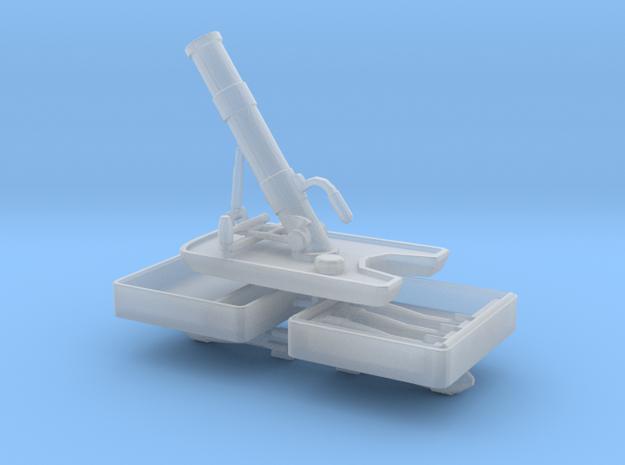 Granatenwerfer 36 - German 5cm Mortar - 1:18 Scale 3d printed