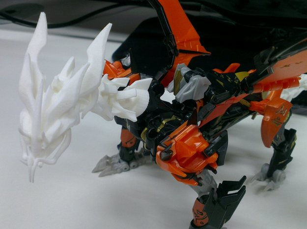 TFP Voyager Beast King Head+Neck
