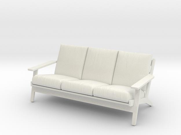 1:24 Wegner Sofa