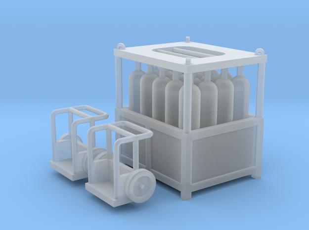 N Scale Oxygen-Acetylene Set (23pc)