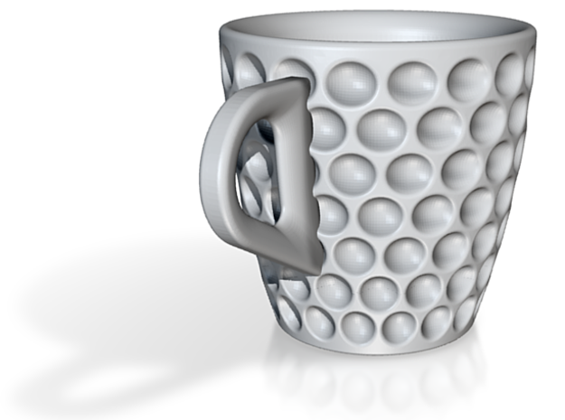 Coffee Cup Golf Espresso Size Cunicode 3d printed