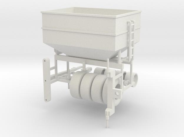 1/64 scale DMI 300 bushel center dump wagon kit