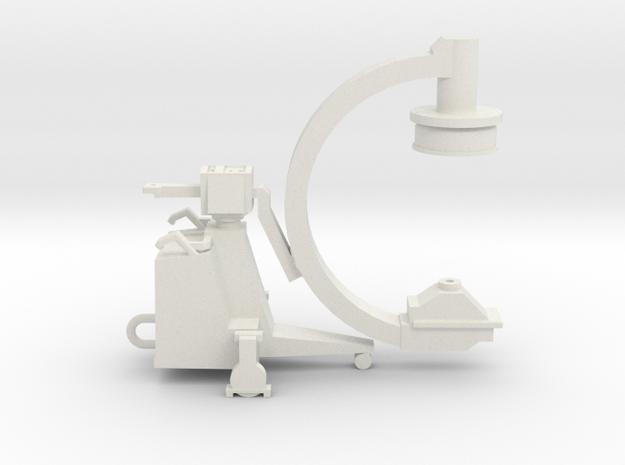 C-ARM - XRAY MACHINE in White Strong & Flexible
