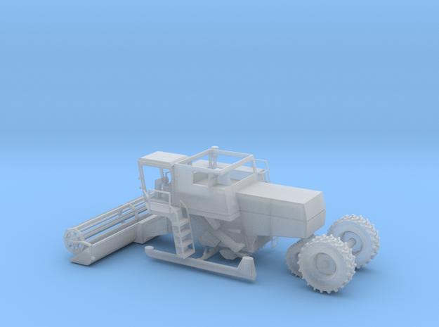 N Farm Combine V2 with Grain Header