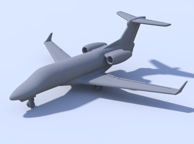 1:500_Phenom 300 [x2][A] in Smooth Fine Detail Plastic
