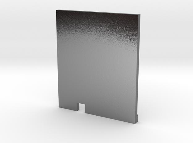 Pegasus gun platform thinned left 3d printed