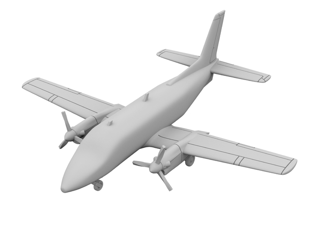 1:400_EMB 110 [x2][A] in Smooth Fine Detail Plastic