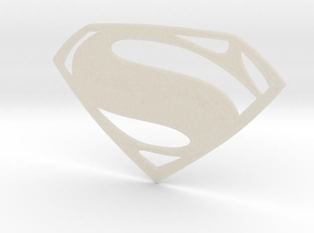 New Superman Dawn of Justice Chest Emblem 1st part