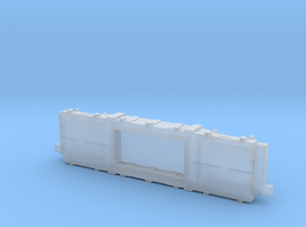 A-1-220-wdlr-f-wagon-body-plus in Smooth Fine Detail Plastic