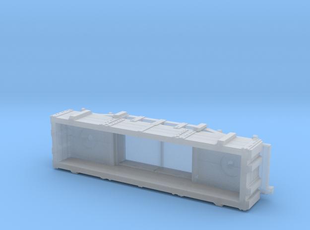 A-1-160-wdlr-e-wagon-body-plus in Smooth Fine Detail Plastic