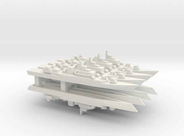 PLA[N] Type 053H3 Frigate x8, 1/2400