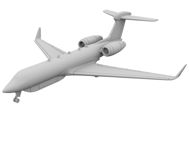 1:700_G550 IAI Shavit [x2][A] in Smooth Fine Detail Plastic