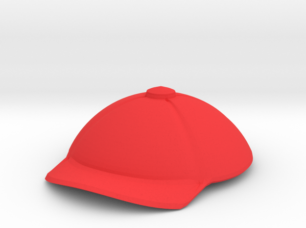 Nendoroid Kirby Ness Hat in Red Processed Versatile Plastic
