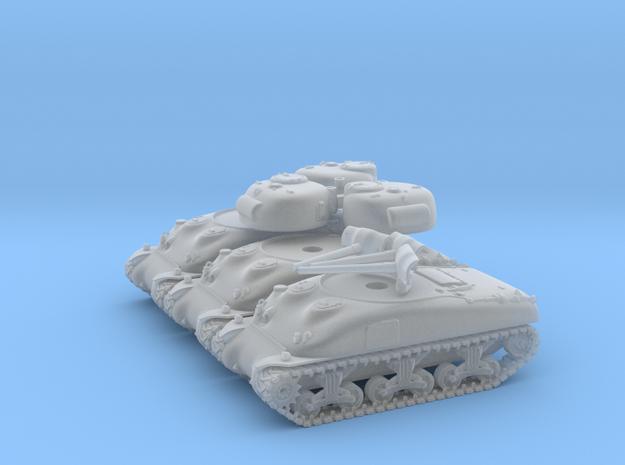 SHERMAN M4a1 TANK - (3 pack)