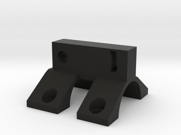Kikkert Beslag in Black Strong & Flexible