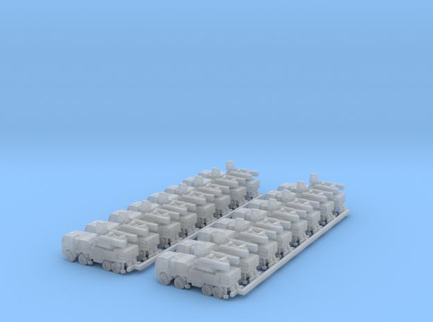 Pantsir Battery 1:700