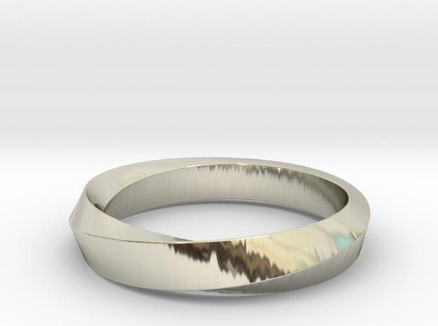 Mobius Narrow Ring I (Size 10)