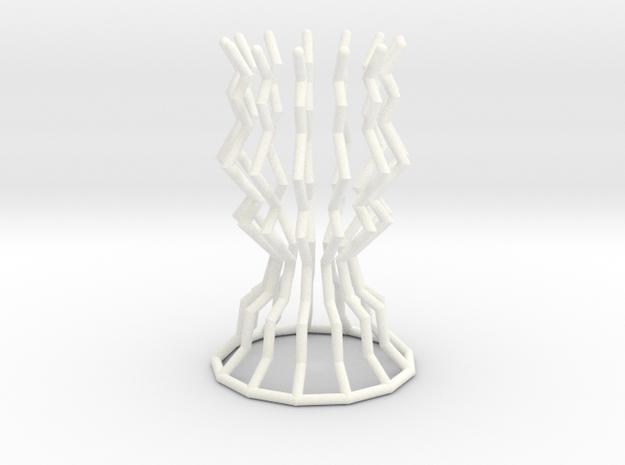 Product6 in White Processed Versatile Plastic