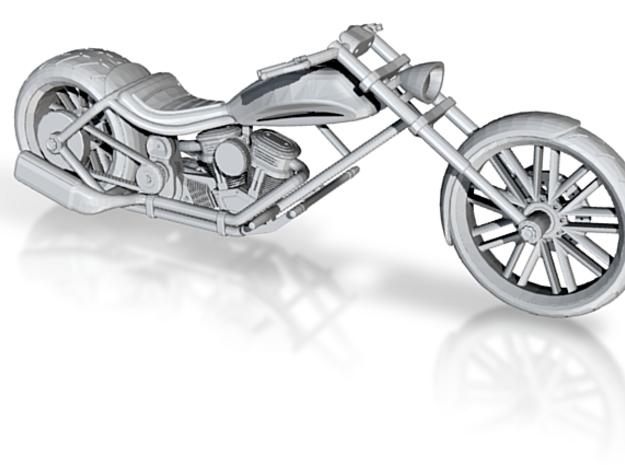 Fusionweld 2012 Chopper 1/56th Scale 3d printed