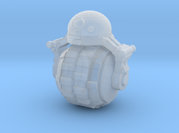"""1/87 Scale """"KV-4"""" Recon Droid in Frosted Extreme Detail"""