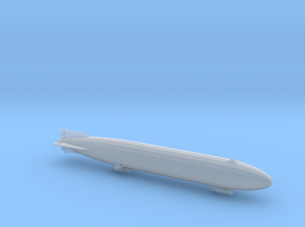 Zeppelin P-Type 1/1250th scale (FD) in Smooth Fine Detail Plastic