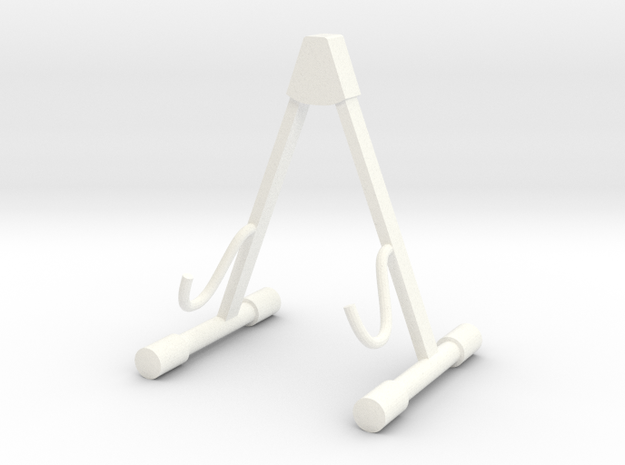 Guitar Stand, Scale 1:6