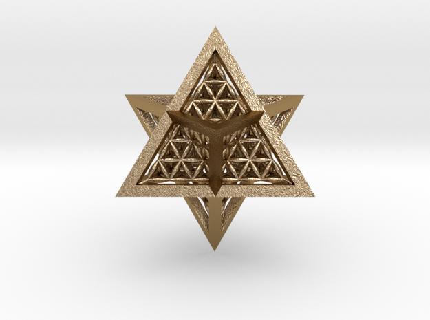 Super Star Tetrahedron (SST)