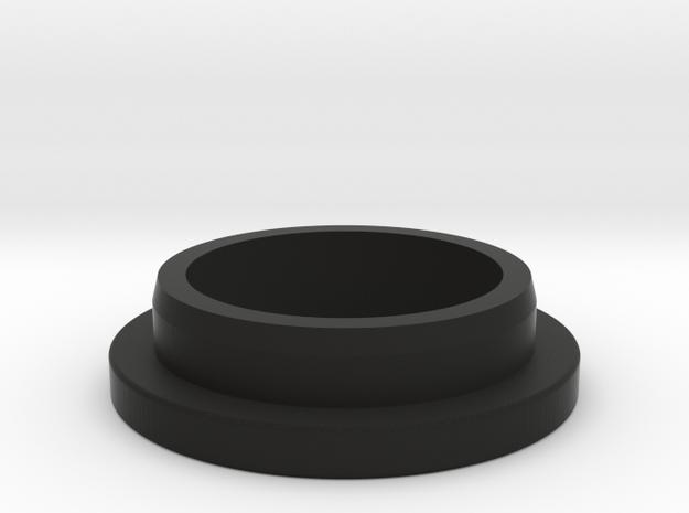 RC10 Collar for Big Bore Springs in Black Natural Versatile Plastic