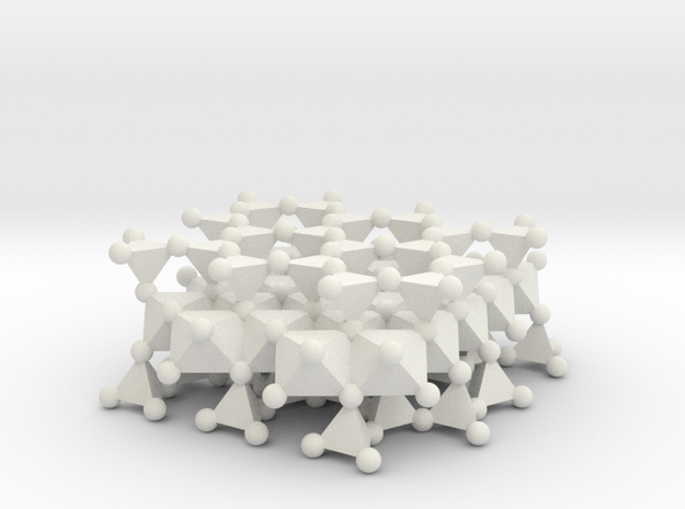 Talc (large model) in White Strong & Flexible