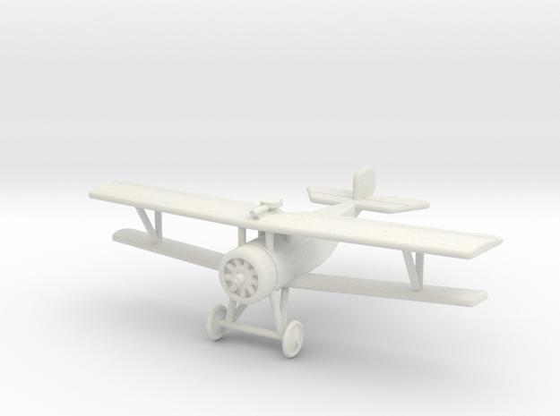 GWA03A Nieuport 17 RFC (1/144) in White Natural Versatile Plastic